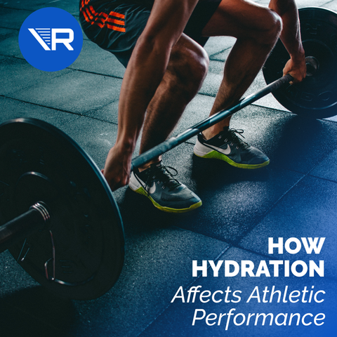 How Hydration Affects Athletic Performance