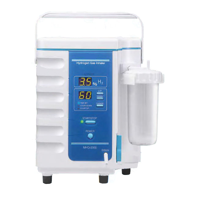 Vital Reaction® Clinical Hydrogen Inhalation Machine