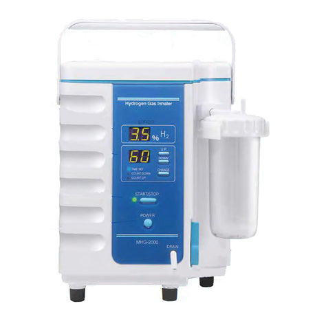 Vital Reaction® 7% Hydrogen Inhalation Machine
