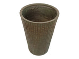 Scaled Bronze Pot GA30-1490
