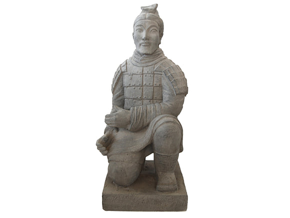 Kneeling Tang Warrior