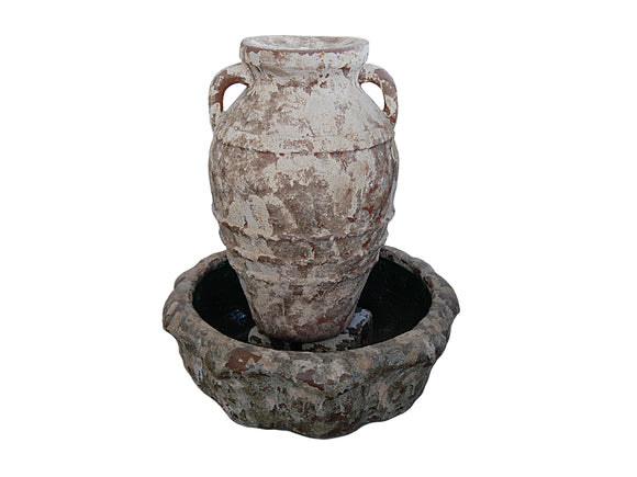 Small Ceramic Jar Fountain LT003-3003