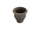 Ancient Black Crested Urn LT003-3387