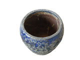 Round Ancient Ceramic Pot LT003-4353