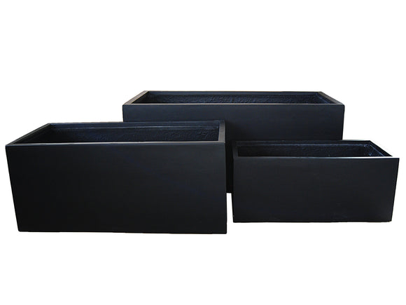 Poly Rectangular Indoor Planter LT008-5026