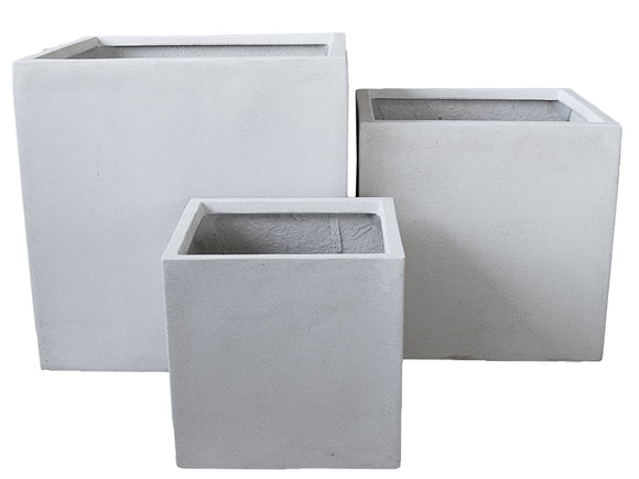 Poly Cube Indoor Planter LT008-5069