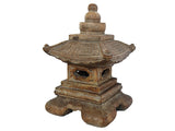 Great Pagoda Cast Stone