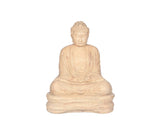 Buddha with Base Cast Stone