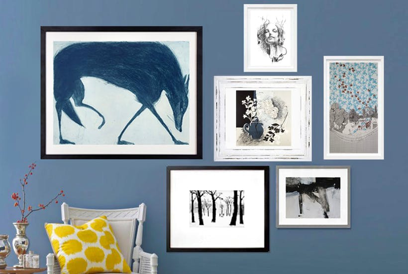 How to choose a piece of art for your home