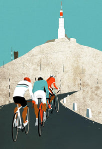 ElizaSouthwood-MontVentoux-WychwoodArt | Contemporary Art | Affordable Art | Original Artwork