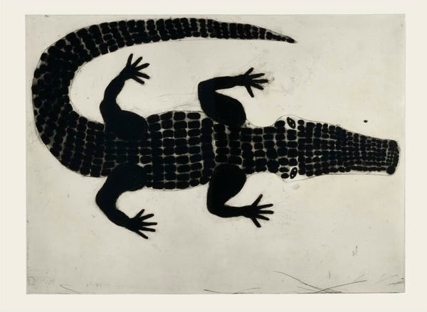 Kate_Boxer_Alligator_Wychwood_Art
