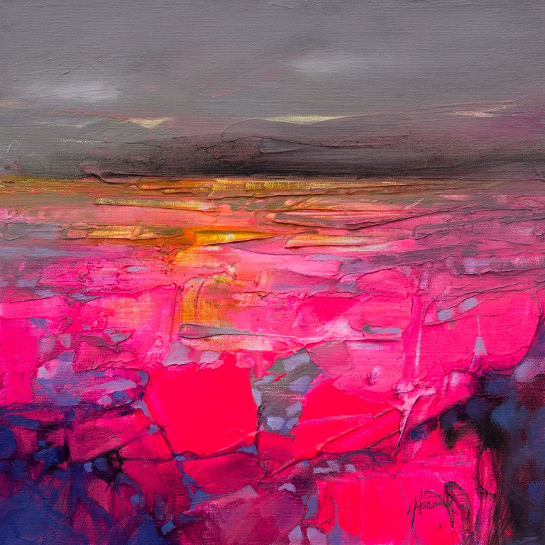 Scott Naismith Fluid Study I Wychwood Art