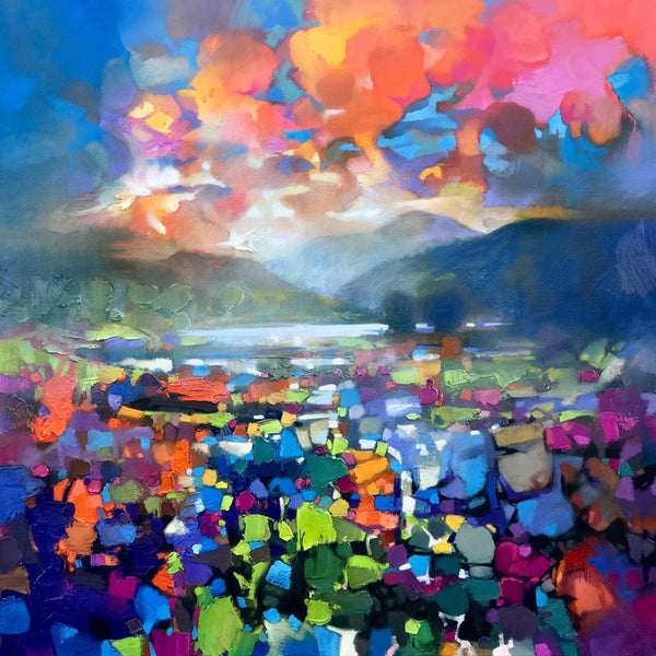 Scott-Naismith-Highland-Resonance-Wychwood-Art-Colourful-Landscape-Art