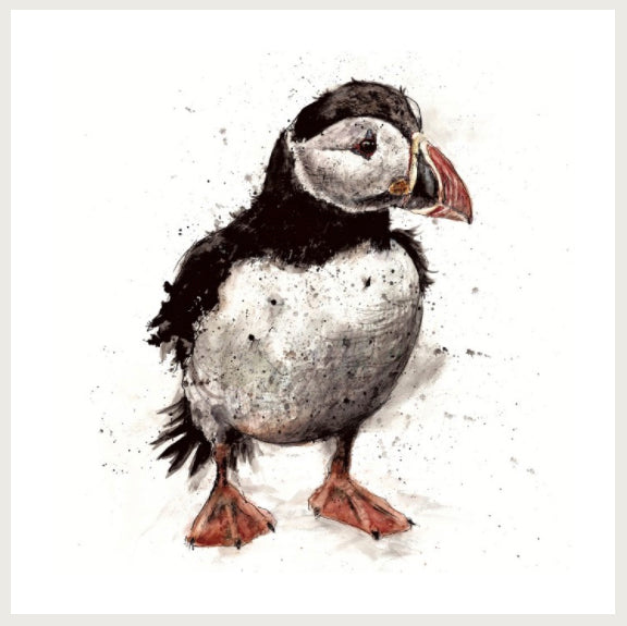 Zaza Shelley Puffin Wychwood Art