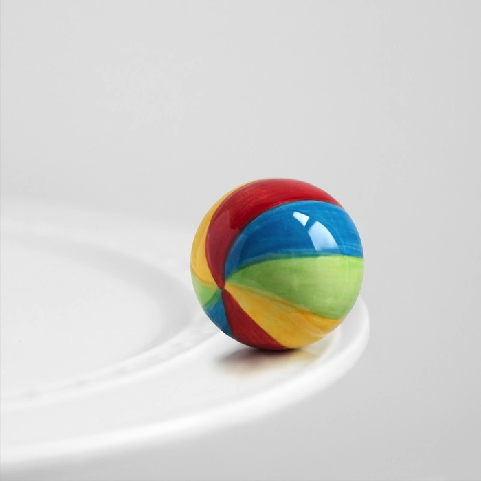 Nora Fleming Minis - Beach Ball