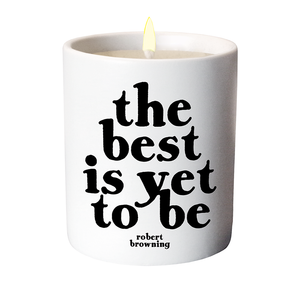 Candles - The Best Is Yet To Be (Browning)