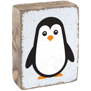 PENGUIN- BLOCK