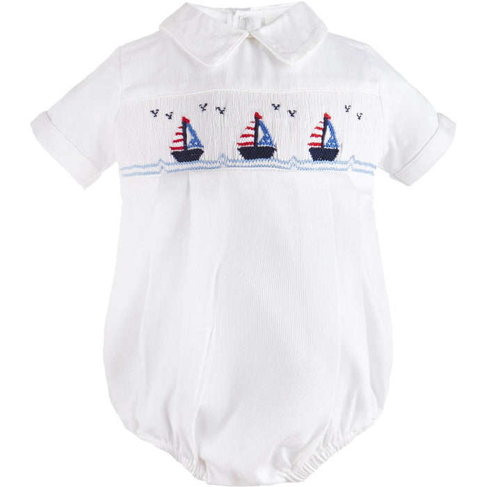 Freedom Boats Shortall - White
