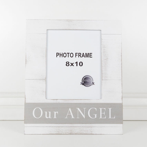 OUR ANGEL - WOOD FRAME