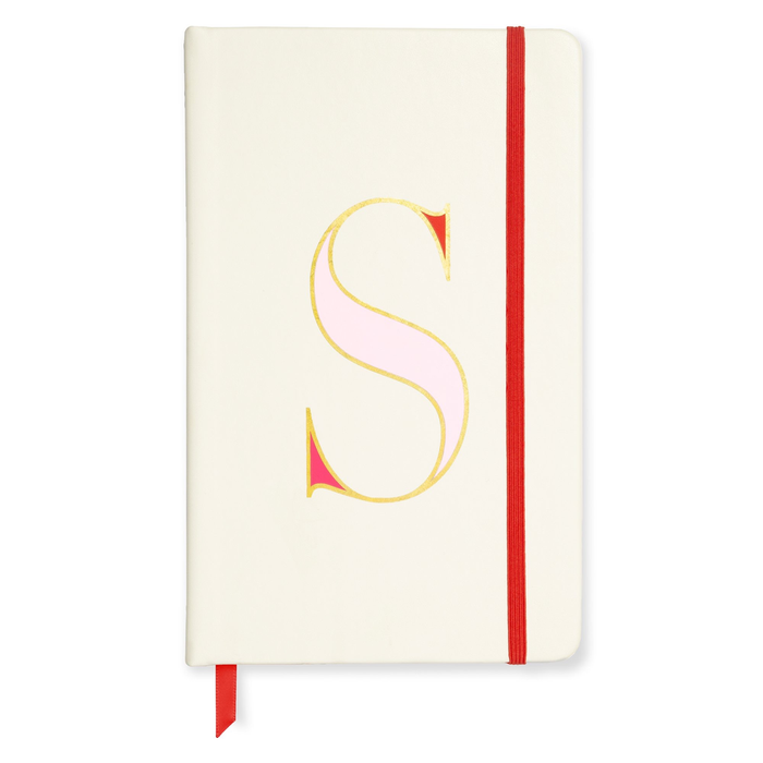 KATE SPADE NEW YORK, INITIAL TAKE NOTE LARGE NOTEBOOK, S