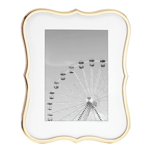 KATE SPADE NEW YORK CROWN POINT™ GOLD 5X7 FRAME