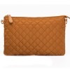 Personalized  Quilted Clutch/Crossbody