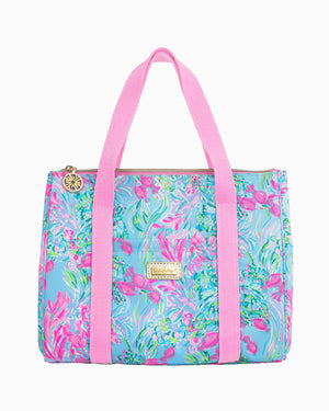 Lunch Cooler Tote by Lilly Pulitzer - Best Fishes