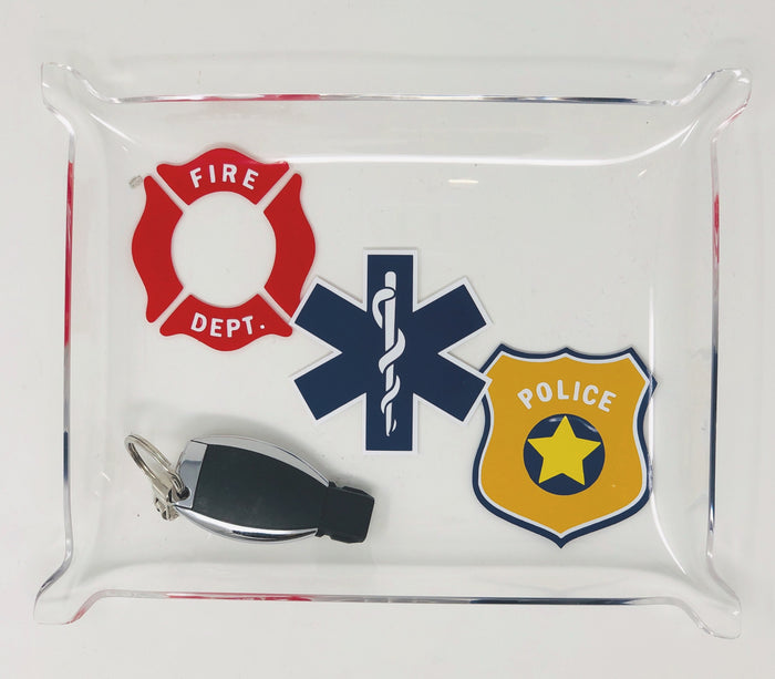 First Responders Trinket Tray