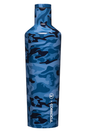 CORKCICLE CANTEEN 25OZ - VINYARD VINES BLUE CAMO