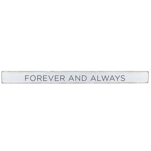 Forever And Always Barn Board