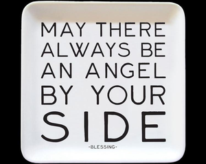 Angel By Your Side Trinket Tray