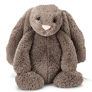 Truffle Bashful Bunny - Medium