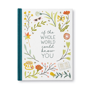 IF THE WHOLE WORLD COULD KNOW YOU - BOOK