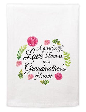 Garden of Love Kitchen Towel