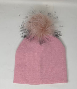 Personalized Pom Hat
