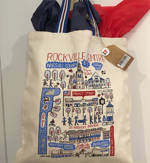 Rockville Centre Tote