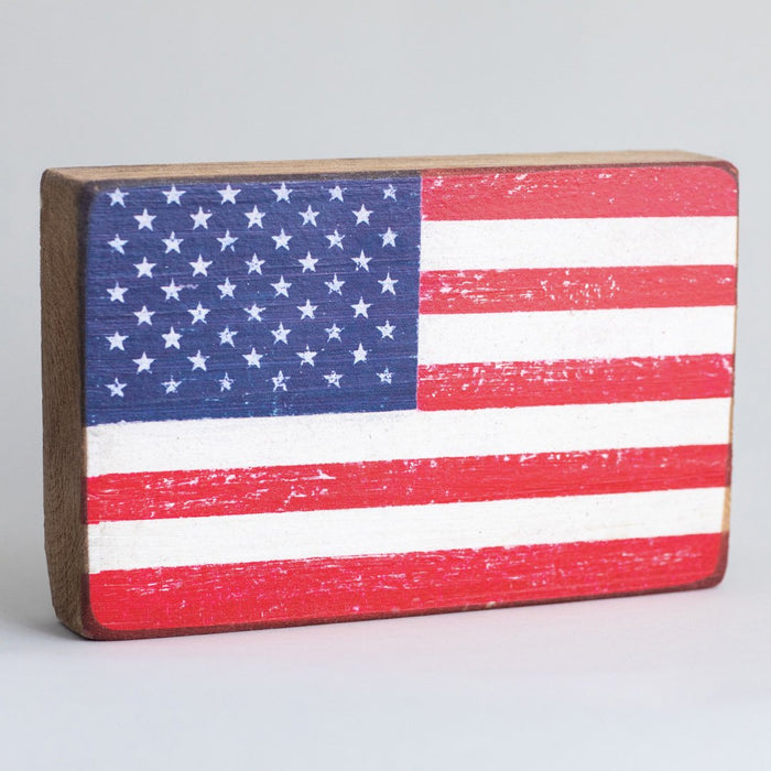 Flag Block - XL