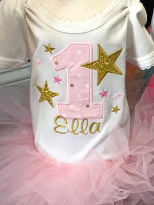 Personalized Onesie with Custom Design