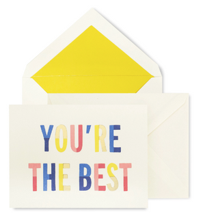 Kate Spade Thank You Notes- You're The Best