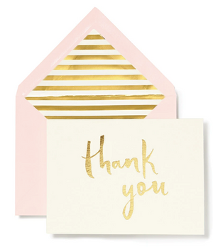 Kate Spade Thank You Notes- Thank You