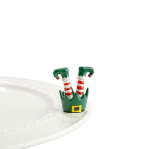 Nora Fleming Minis - Elf Feet
