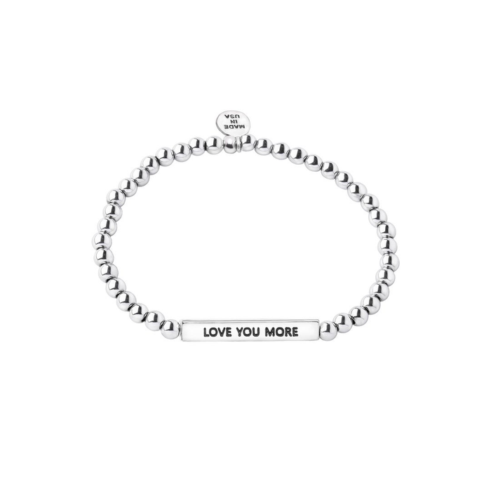 Intention Word Bracelet - Love You More
