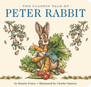 BOOK - PETER RABBIT BOARD