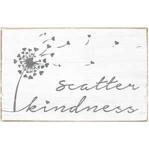 XL BLOCK - SCATTER KINDNESS