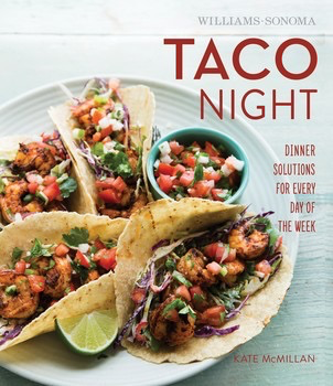 BOOK - TACO NIGHT (WILLIAMS-SONOMA)