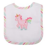 UNICORN FEEDING BIB