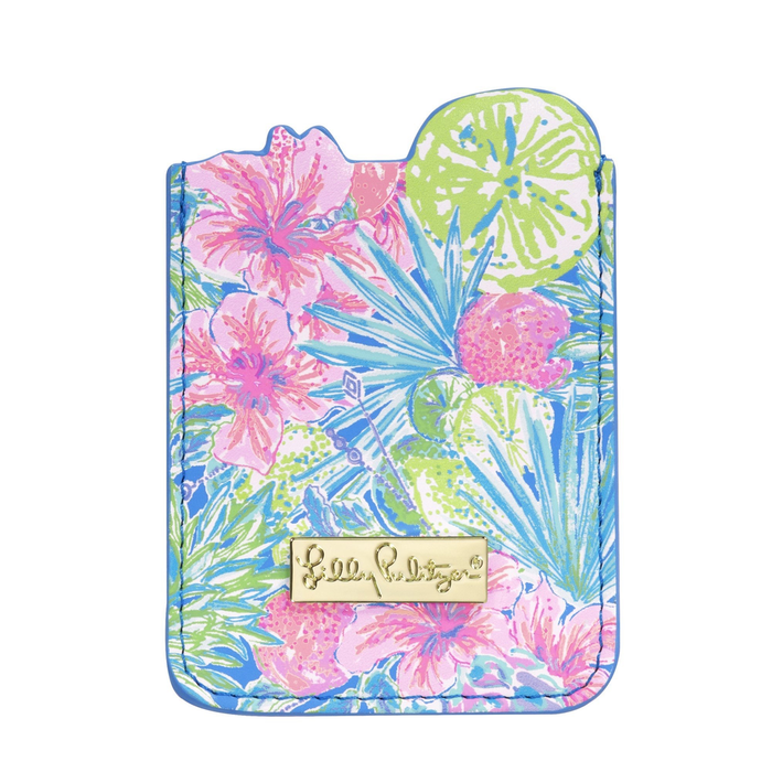 LILLY PULITZER TECH POCKET, SWIZZLE IN