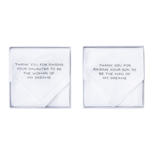 WOMAN DREAM IN LAW HANDKERCHIEF