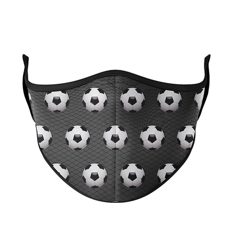 FACE MASK - SOCCER (AGES 3-7)