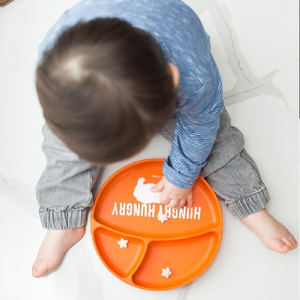 HUNGRY HIPPO WONDER PLATE